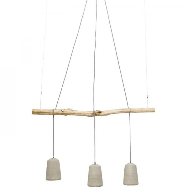 Lampe à suspension Dining Concrete Tre