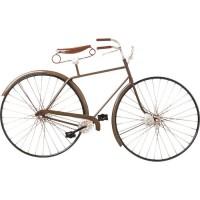 Wandschmuck Vintage Bike