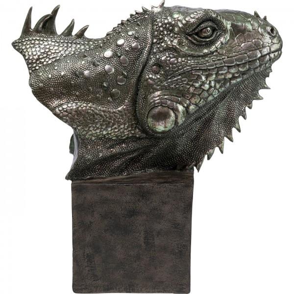 Deko Objekt Lizard Head