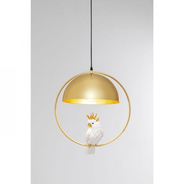 Pendant lamp Animal Cockatoo