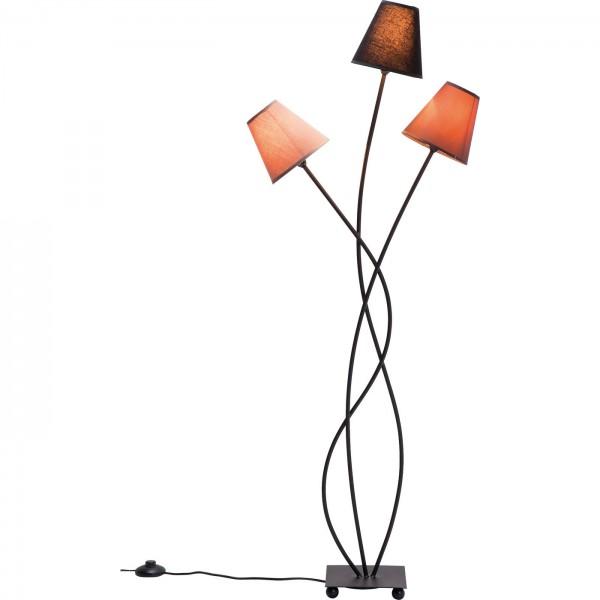 Floor lamp Flexible Mocca Tre