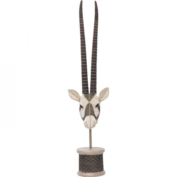 Objet Deko Antelope Head Pearls 124