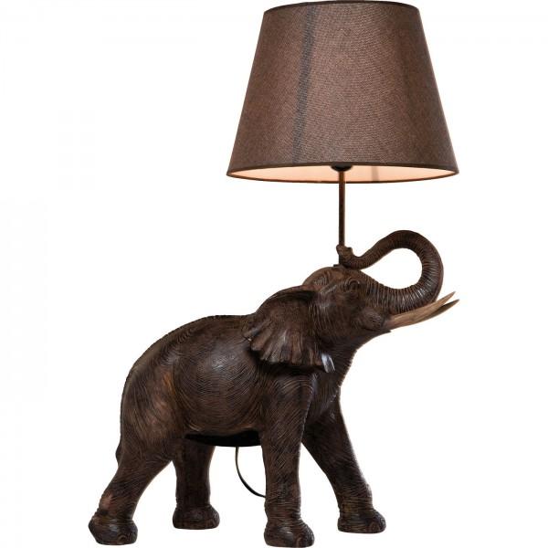 Lampe de table Animal Elephant Safari
