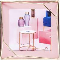 Rahmen Art Pastel Rosa 10x10cm