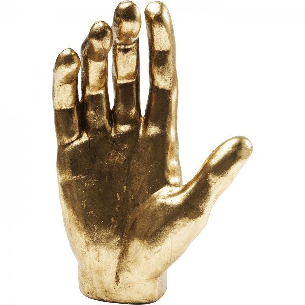 Deko Objekt Mano Gold