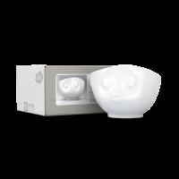 Fiftyeight Products Schale - küssend weiss 500ml