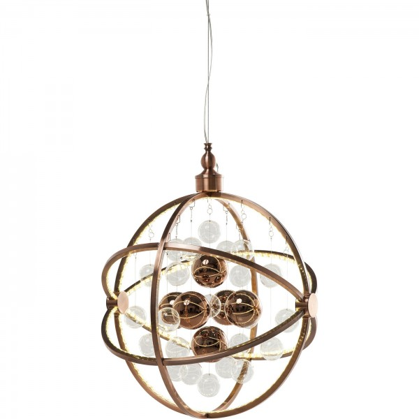Pendant lamp Universum Copper LED