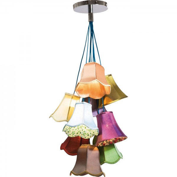 Suspension lamp Saloon Flowers 9