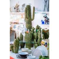 Deko Vase Texas Kaktus Flower 23cm
