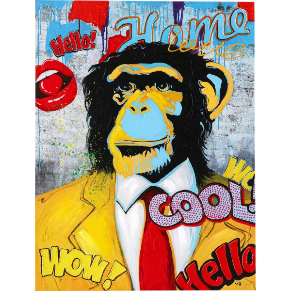 Image Touched Show Monkey 120x90