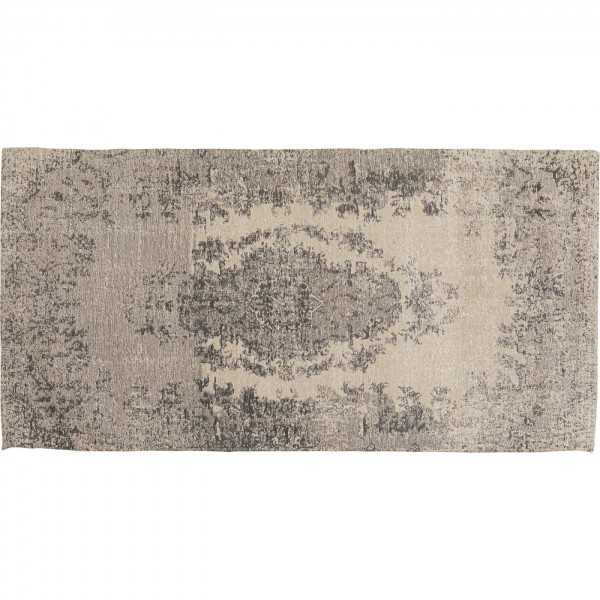 Carpet Vintage Grey 80x150cm