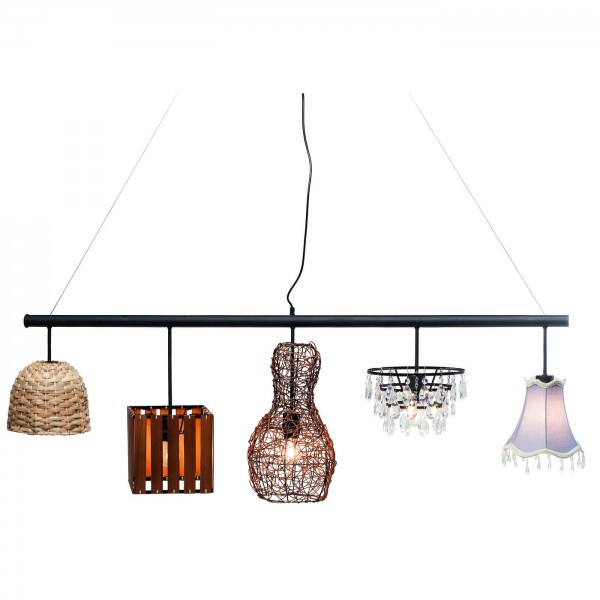 Lampe suspendue Parecchi Art House 150cm
