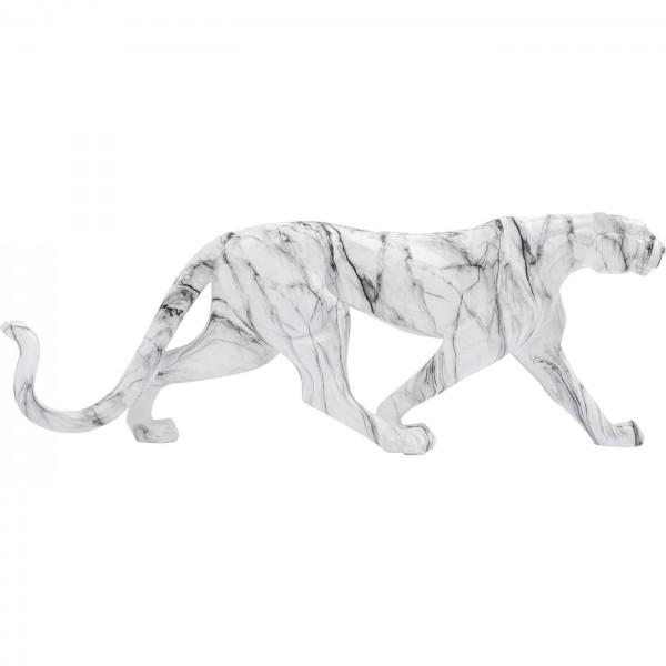 Decoration Object Leopard Marble 95cm