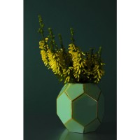 Vase Art Pastell Grün
