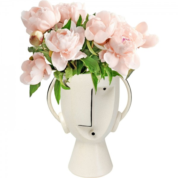 Vase Face Pot 30