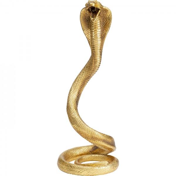 Deko Objekt Snake Gold 42