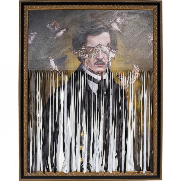Image Frame Gentleman Cuts 130x163cm