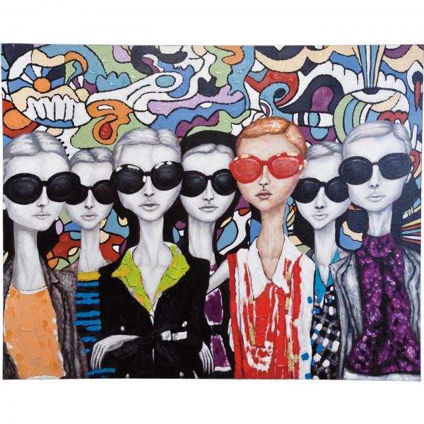 Acrybild Sunglasses 120x150cm