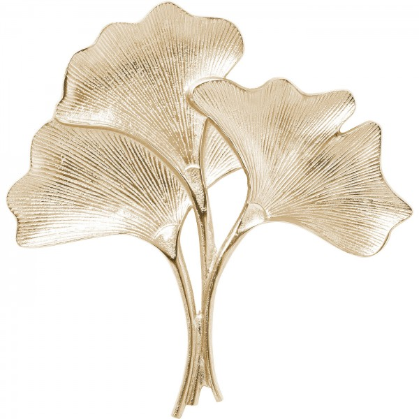 Wall decoration Ginkgo Gold Small