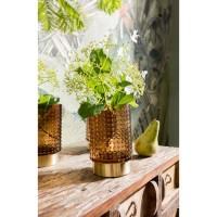 Vase Barfly Brown 14cm