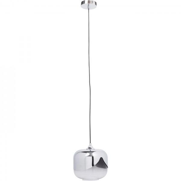 Suspension lamp Chrome Goblet Ø25cm