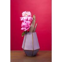 Vase Art Pastell Lila
