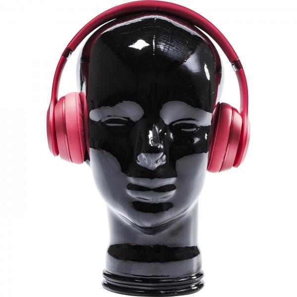 Headphone Stand Black