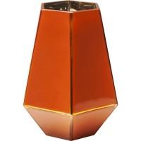 Vase Art Pastell Rot 21cm