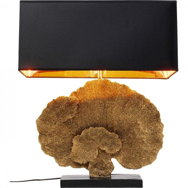Lampe de table Coral Gold