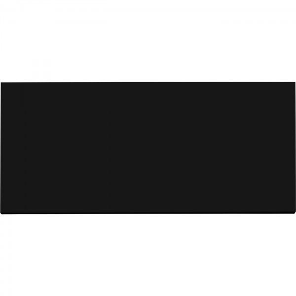 Plate Tavola Black Smart 120x70