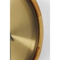 Wanduhr Edge Gold Ø29cm