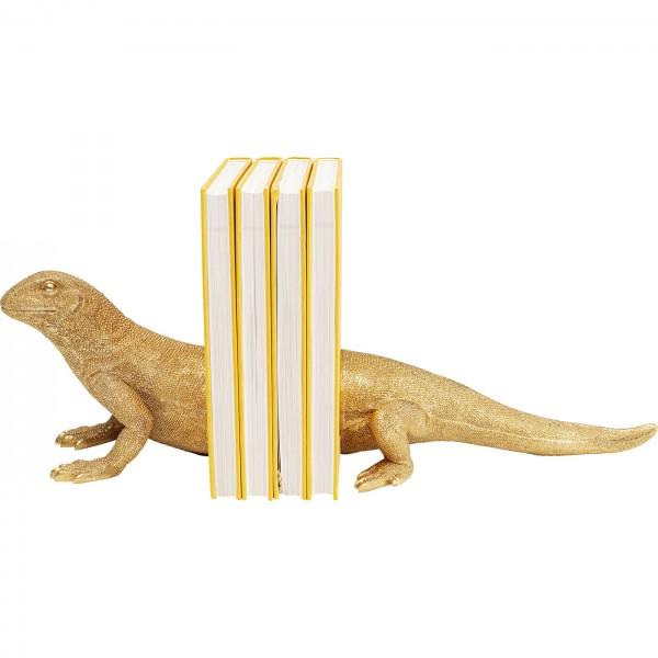 Buchstütze Lizard (2/Set)