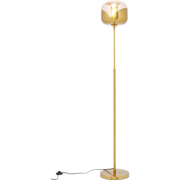 Floor lamp Golden Goblet Ball