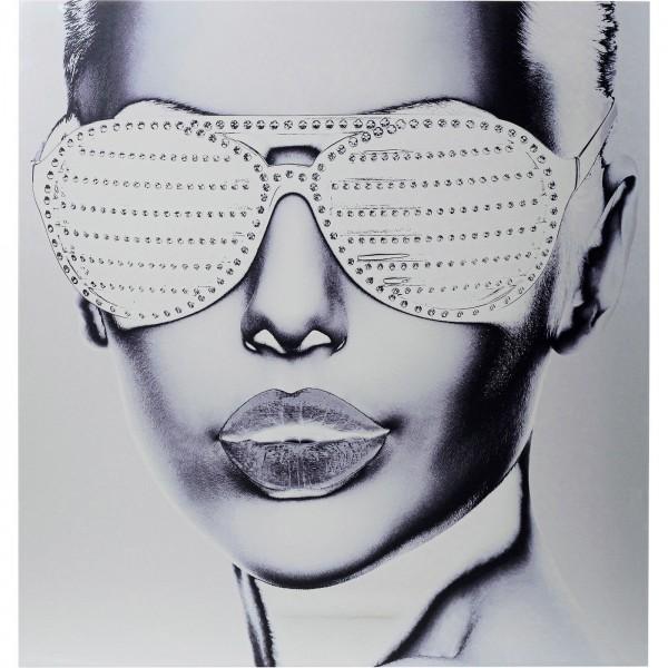 Bild Alu Cool Girl 120x120