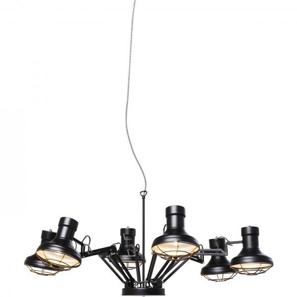 Suspension lamp Spider Multi 6 series