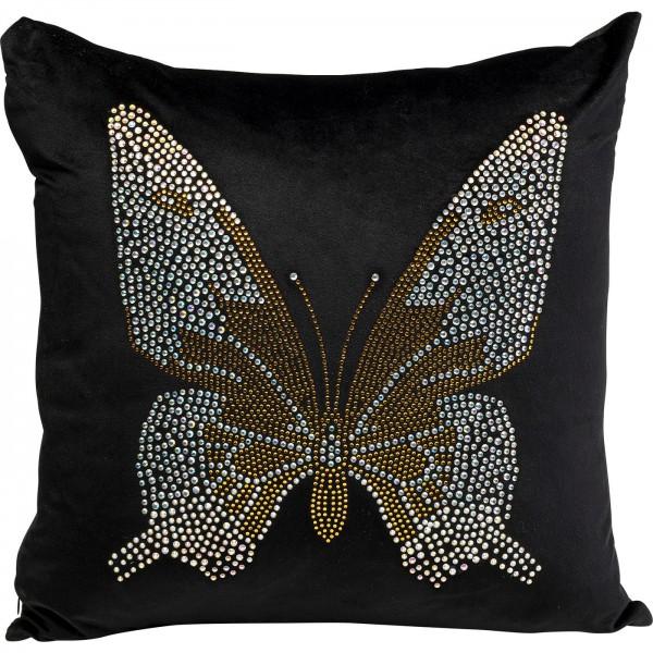 Kissen Diamond Butterfly 45x45cm