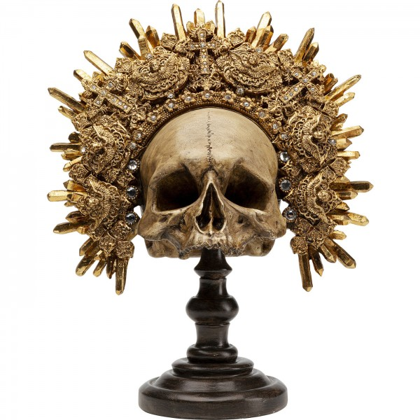 Décoration Objet King Skull