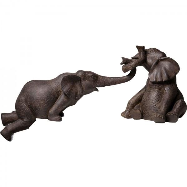 Deco Figure Elephant Circus (2/Set)