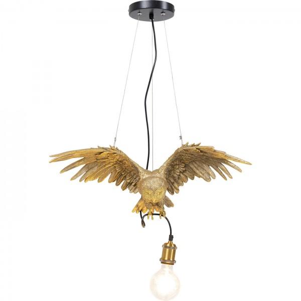 Hängeleuchte Animal Owl Gold