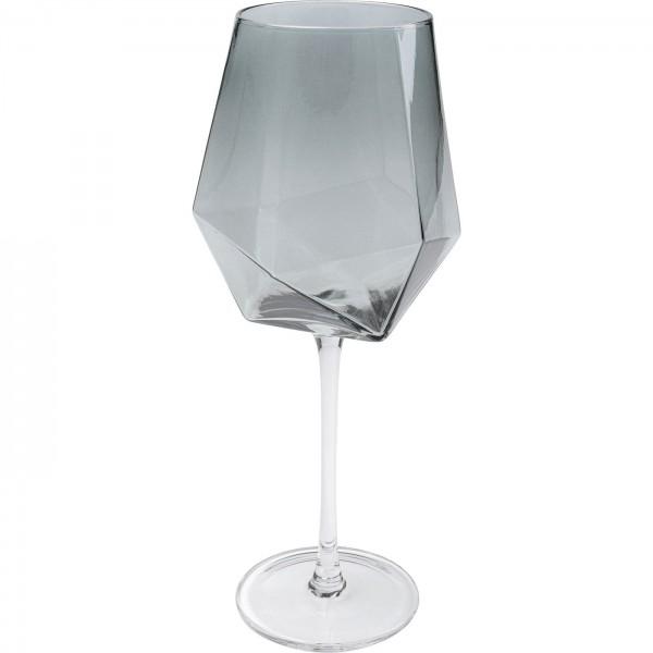 Weinglas Diamond Smoke