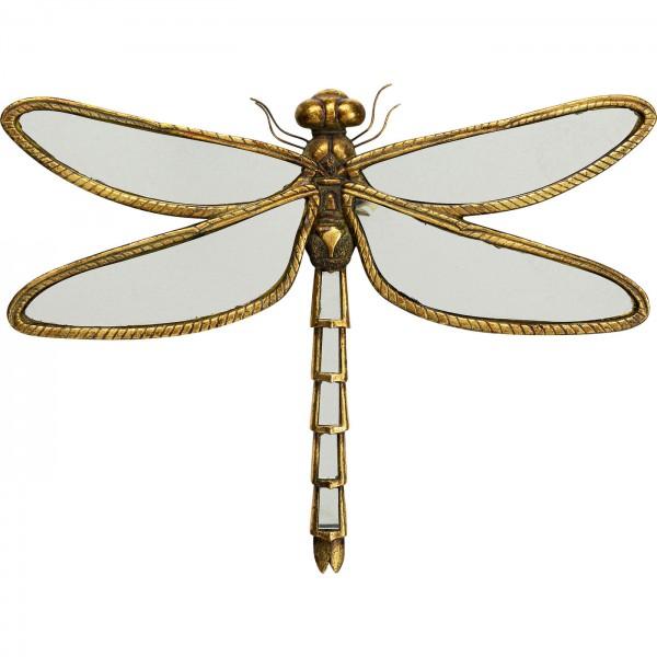 Wandschmuck Dragonfly Mirror 45cm