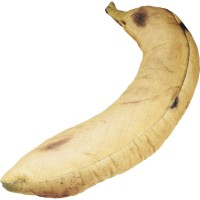 Kissen Shape Banana Groß