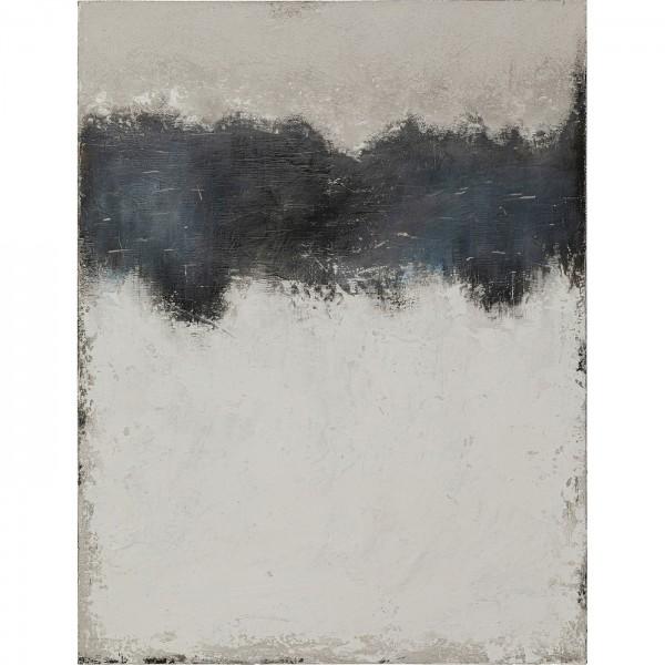 Acrylic Abstract Into The Sea 120x90
