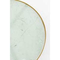 Beistelltisch Marble Gold Ø70