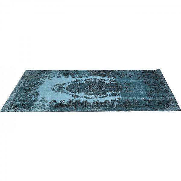 Tapis Kelim Pop Turquoise 170x240cm