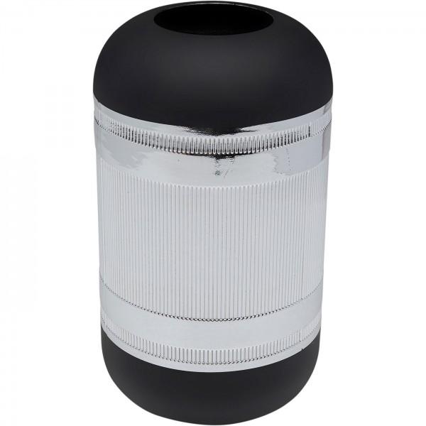 Vase Cap Argent 30cm