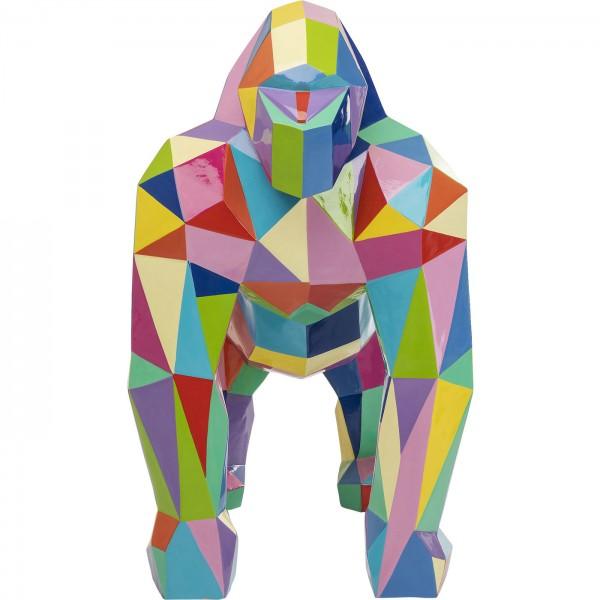 Objet Deco Gorilla XL Coloré