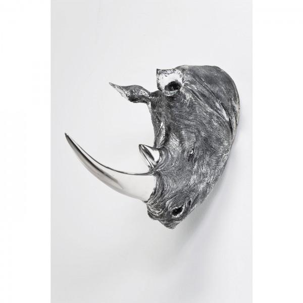 Tête de Rhino Antique