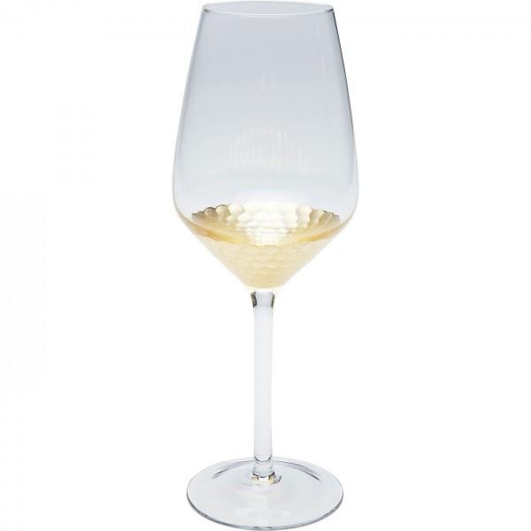 White wine glass Gobi