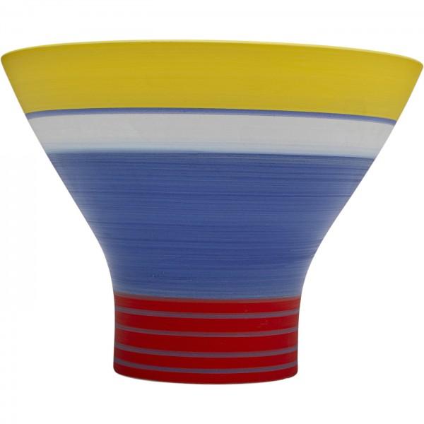 Vase Happy Day Blue 18